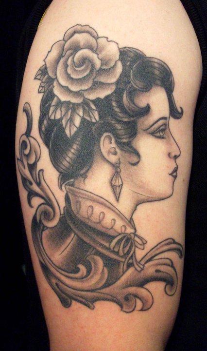 Karl Marc Tattoo Beau Tattoo de Karl Marc